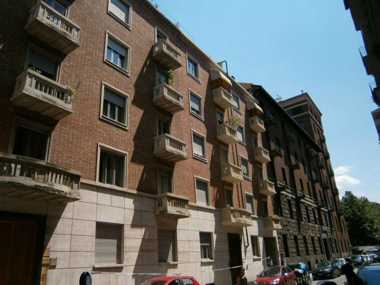 Foto 1 di Attico via Susa 30, Torino (zona Cit Turin, San Donato, Campidoglio)