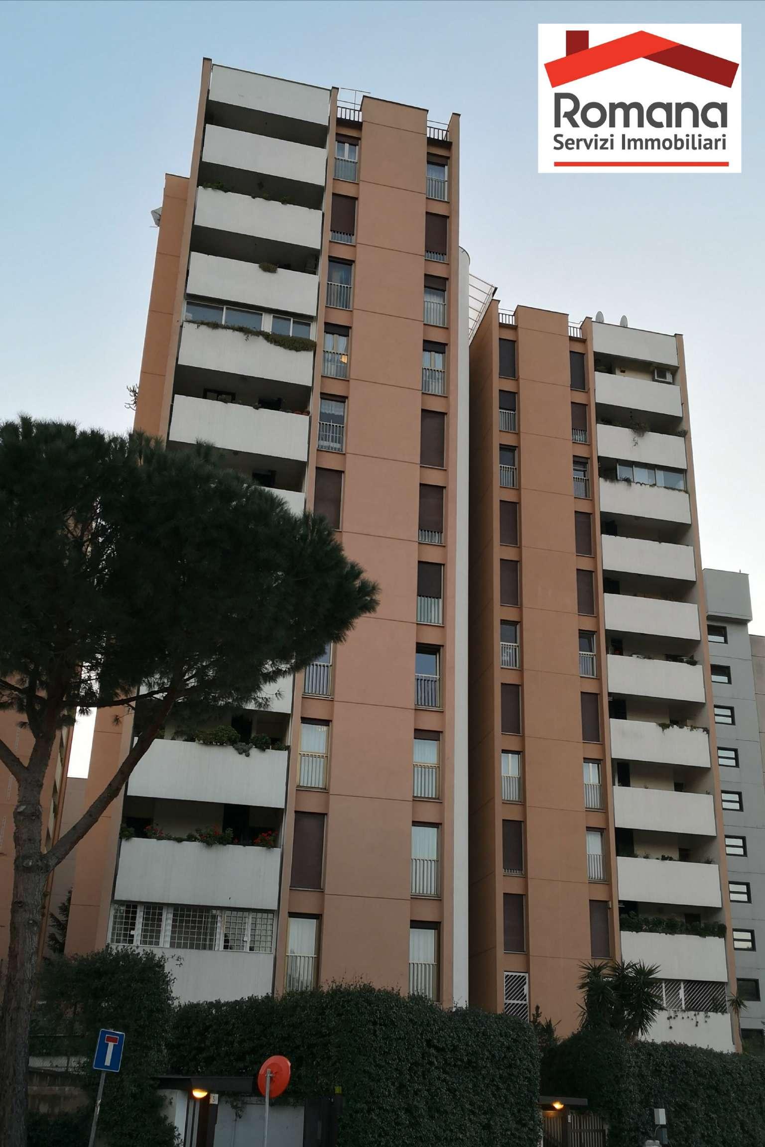 Trilocale in affitto a Roma in Via Valentino Mazzola