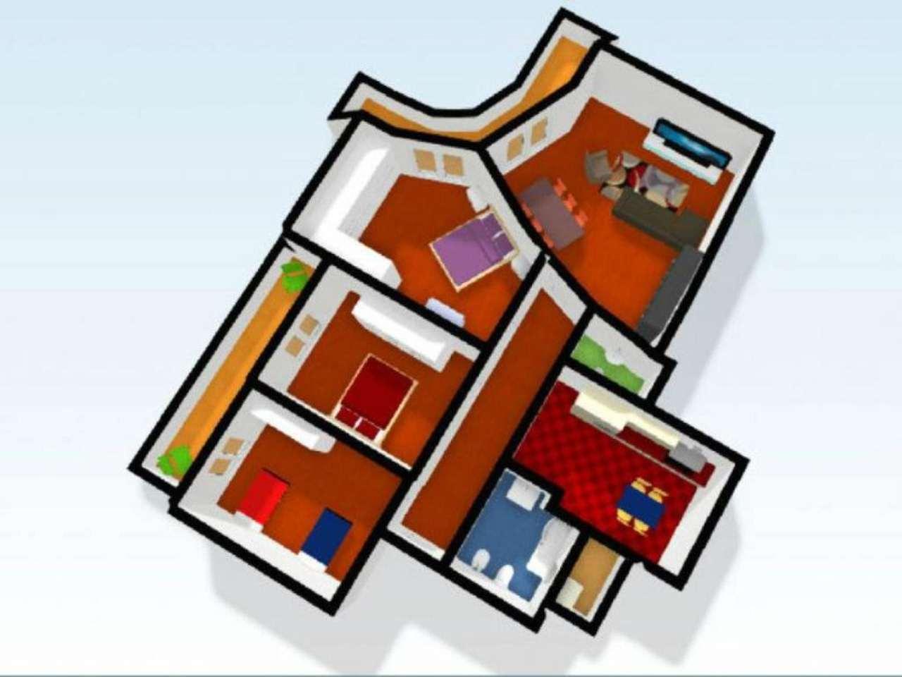 Appartamento in vendita a Boscoreale, 7 locali, prezzo € 195.000 | Cambio Casa.it
