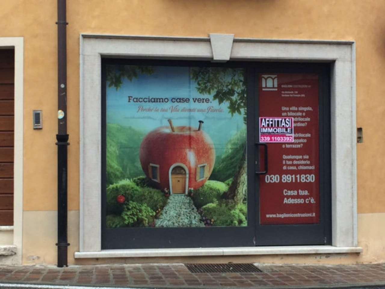 Negozio / Locale in affitto a Gardone Val Trompia, 9999 locali, prezzo € 500 | Cambio Casa.it