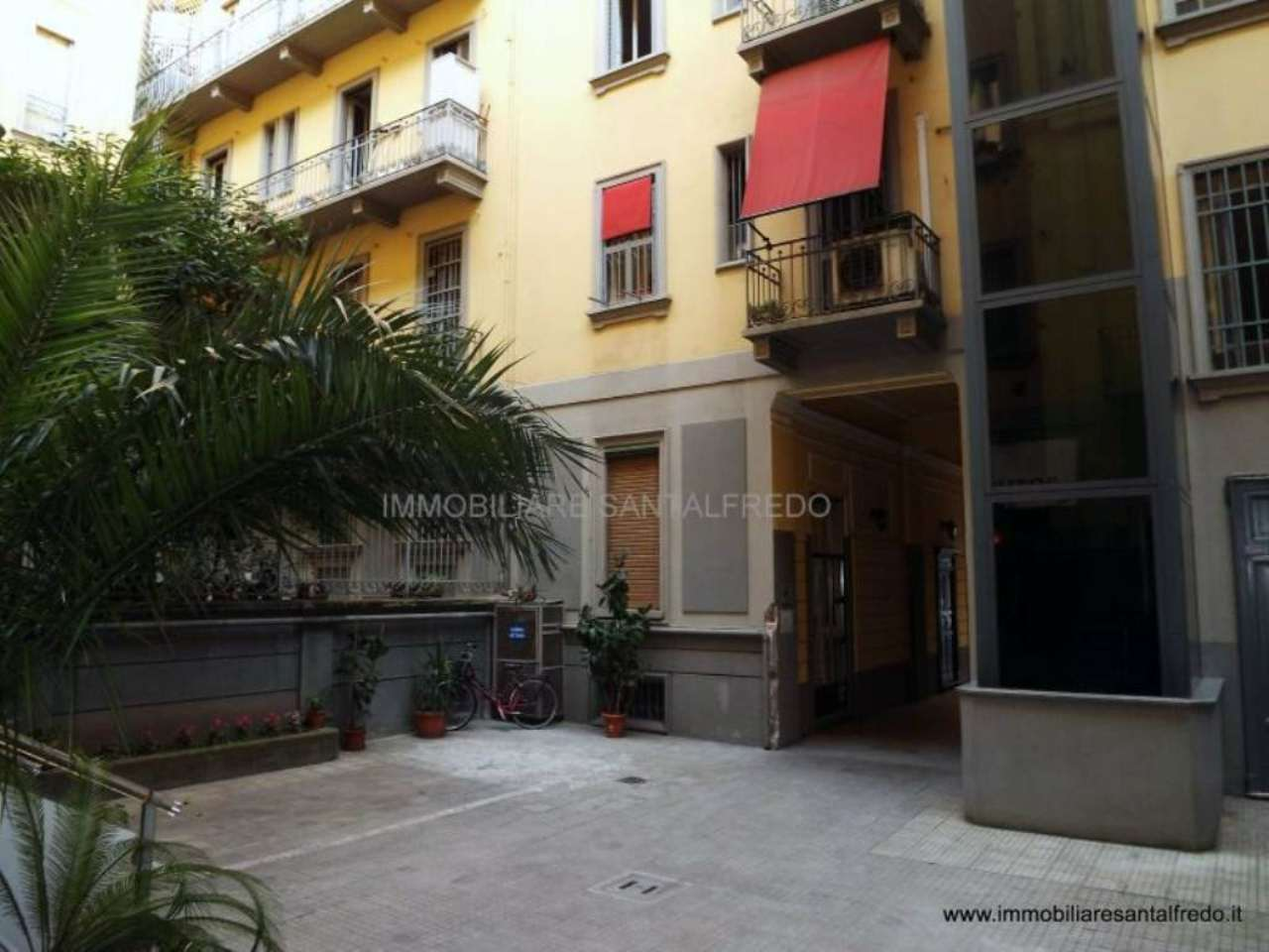 Bilocale Milano Corso Buenos Aires 2