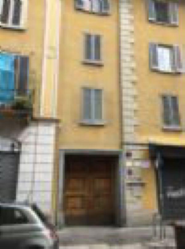 Bilocale Milano Via Frisi 10