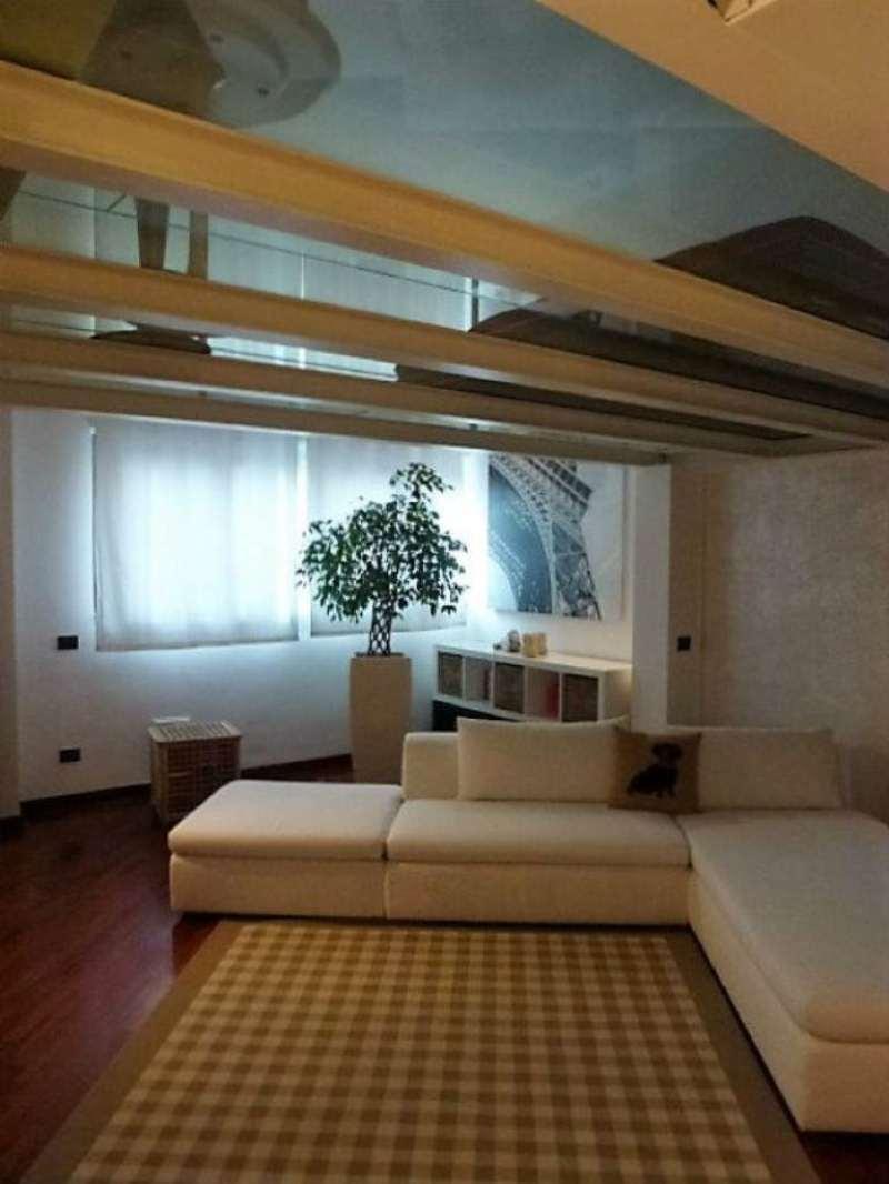 Bilocale Milano Via Inama 1