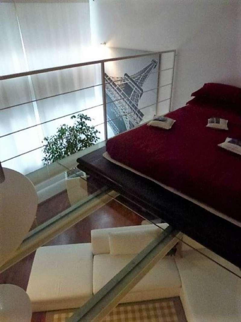 Bilocale Milano Via Inama 7