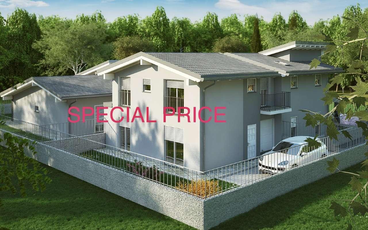 Villa in vendita a Gavirate, 6 locali, prezzo € 220.000 | CambioCasa.it