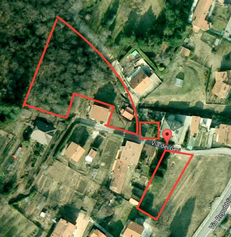 Terreno Edificabile Residenziale in vendita a Cuasso al Monte, 9999 locali, prezzo € 160.000 | CambioCasa.it