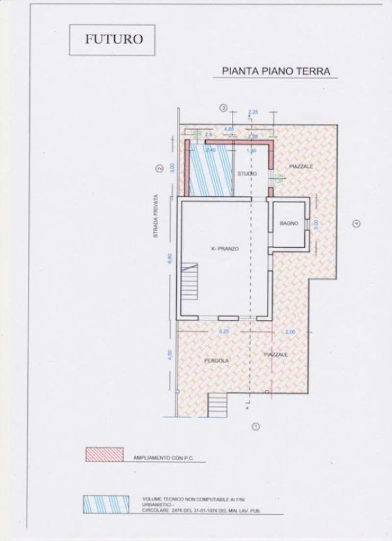 Villa in vendita a Carloforte, 3 locali, prezzo € 210.000 | Cambio Casa.it