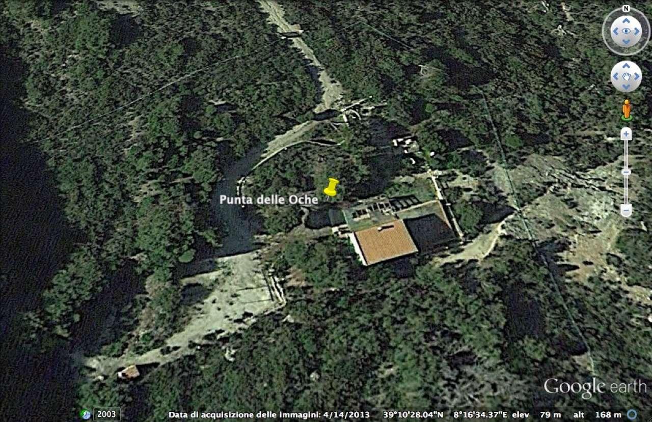 Punta delle Oche Piccolillo mappa