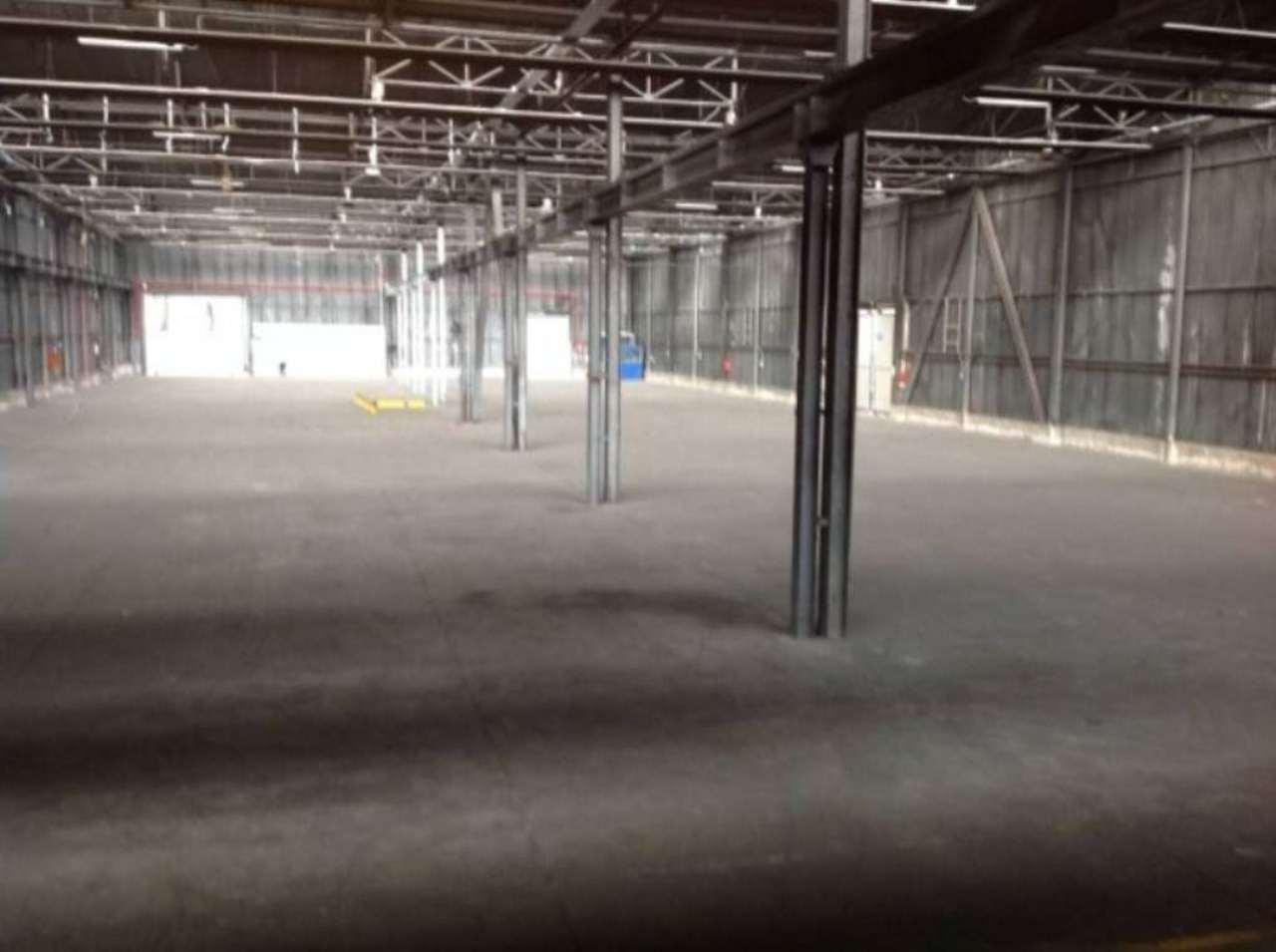 Immagine immobiliare Disponiamo nella zona industriale di Bruino capannone di 3150 mq circa composto da: 2900 mq circa area produttiva con doppio carroponte da 5 T, completo d'impianto elettrico, tre accesi carrai con servizi igienici e spogliatoi, palazzina uffici di...
