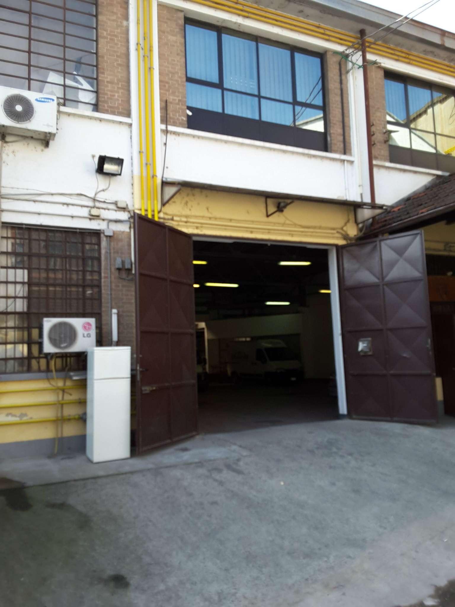 Capannone in vendita Zona Valdocco, Aurora - via piossasco 29 Torino