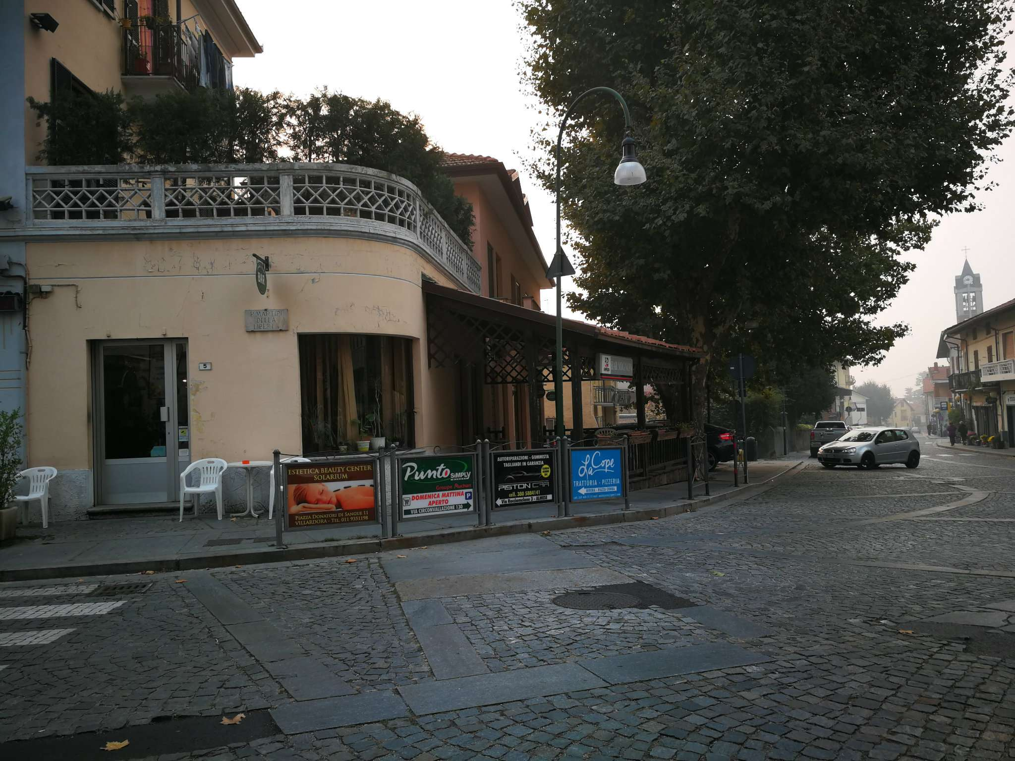 Immagine immobiliare Disponiamo bar al centro di Almese Disponiamo ,in vendita, storico