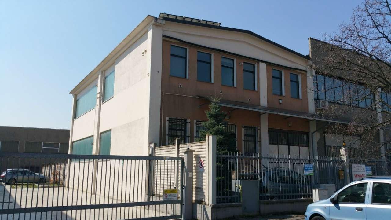 Capannone in affitto via Avigliana Rivalta di Torino