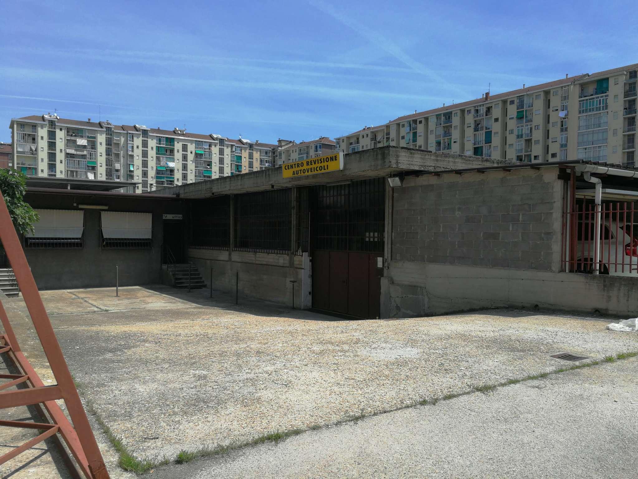 Magazzino/Laboratorio in affitto Zona Mirafiori - via Piacenza 19 Torino