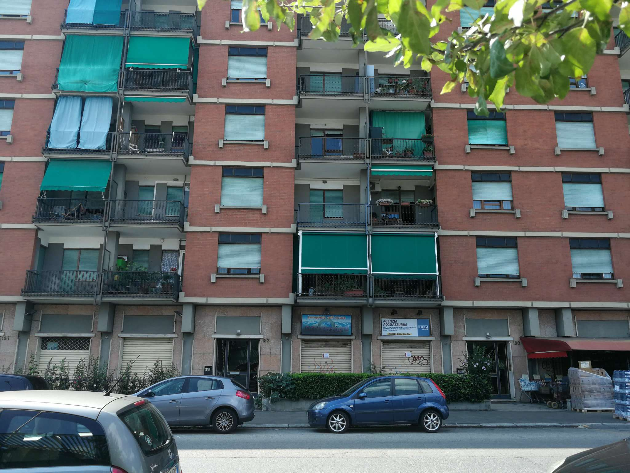 Negozio in affitto Zona Lingotto - via Giordano Bruno 190 Torino