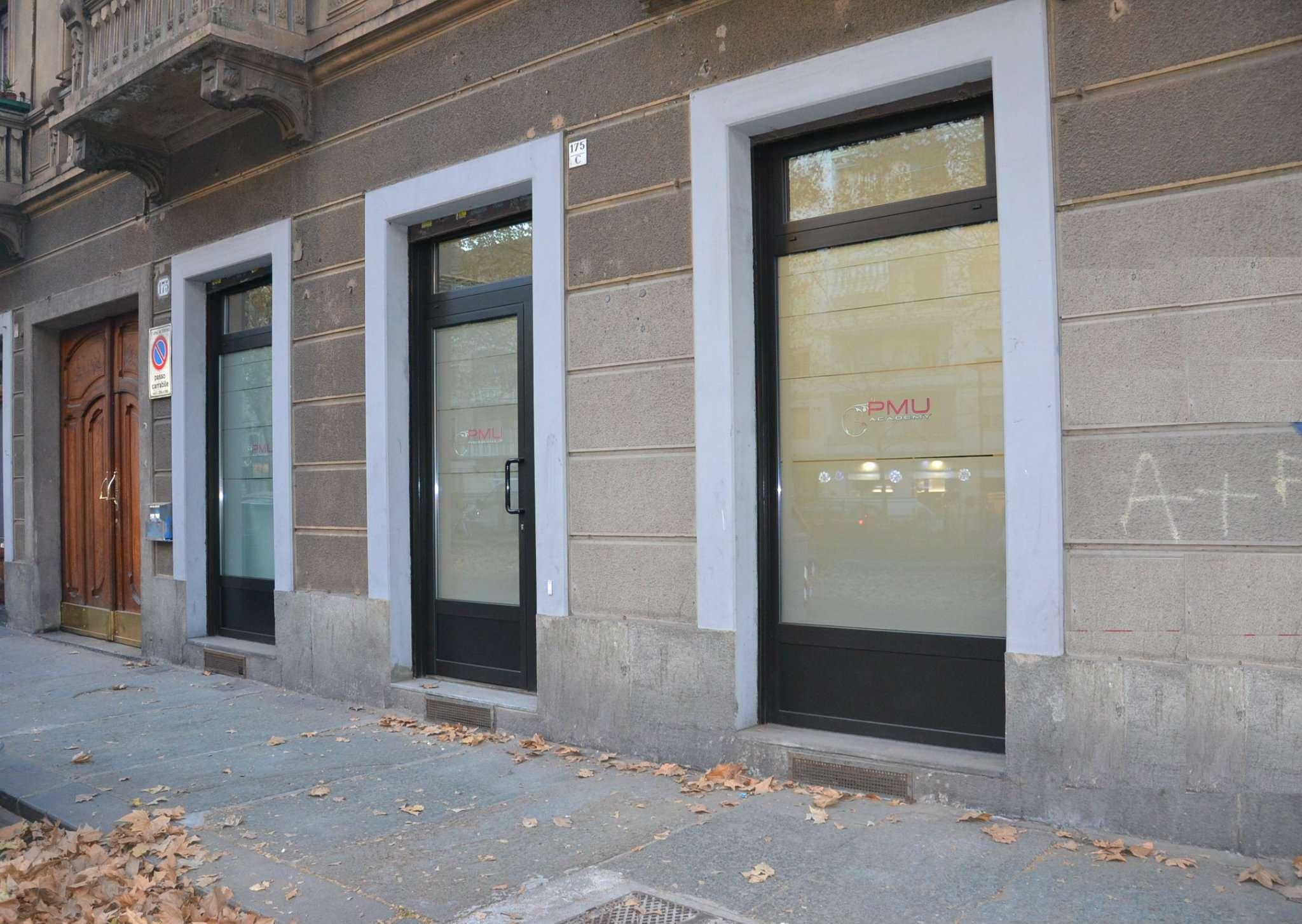 Negozio in affitto Zona Cit Turin, San Donato, Campidoglio - corso Regina Margherita 175 Torino