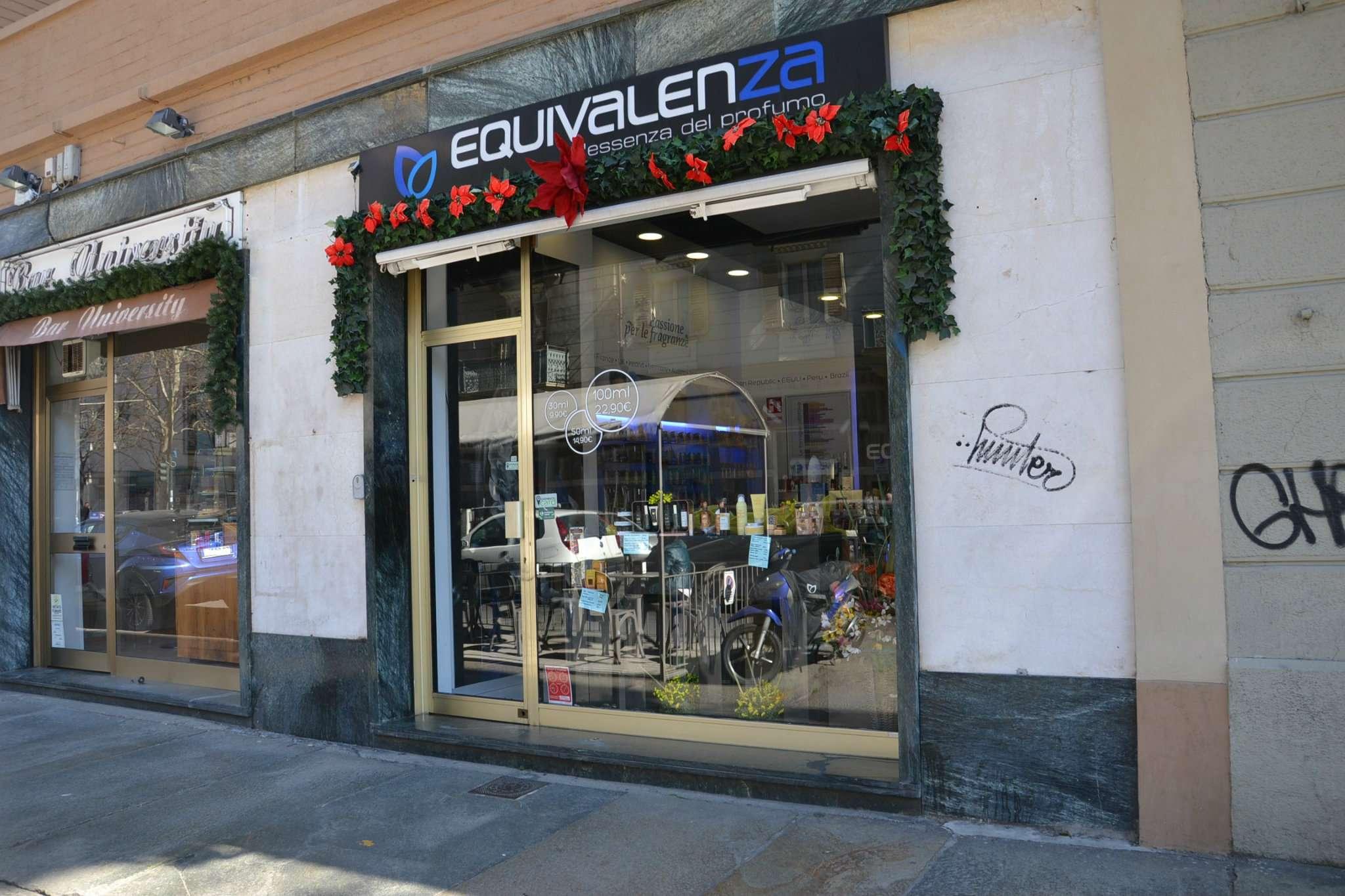 Cessione attività in vendita Zona San Salvario - via Nizza 85 Torino