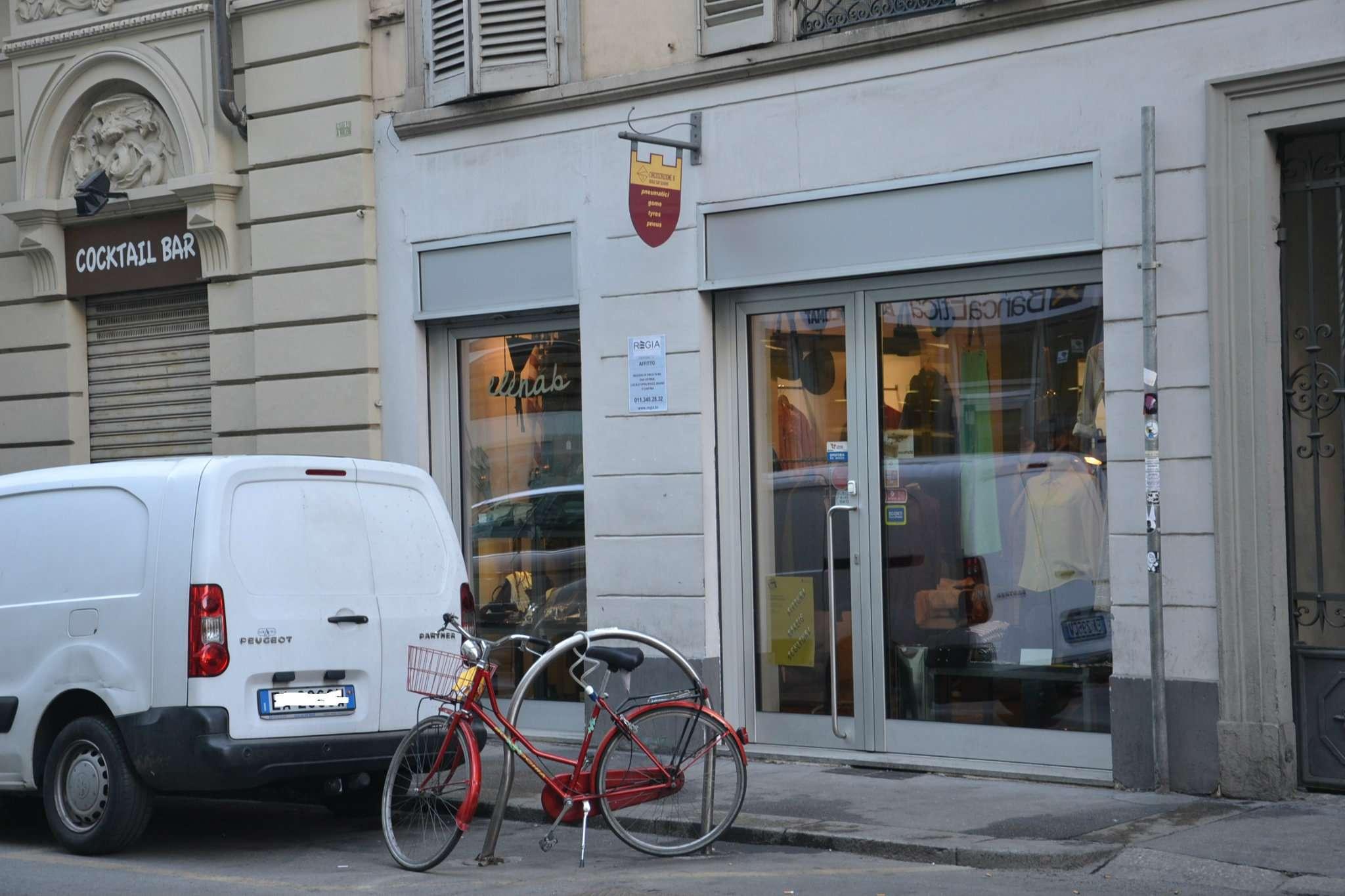 Negozio in affitto Zona San Salvario - via Saluzzo Torino