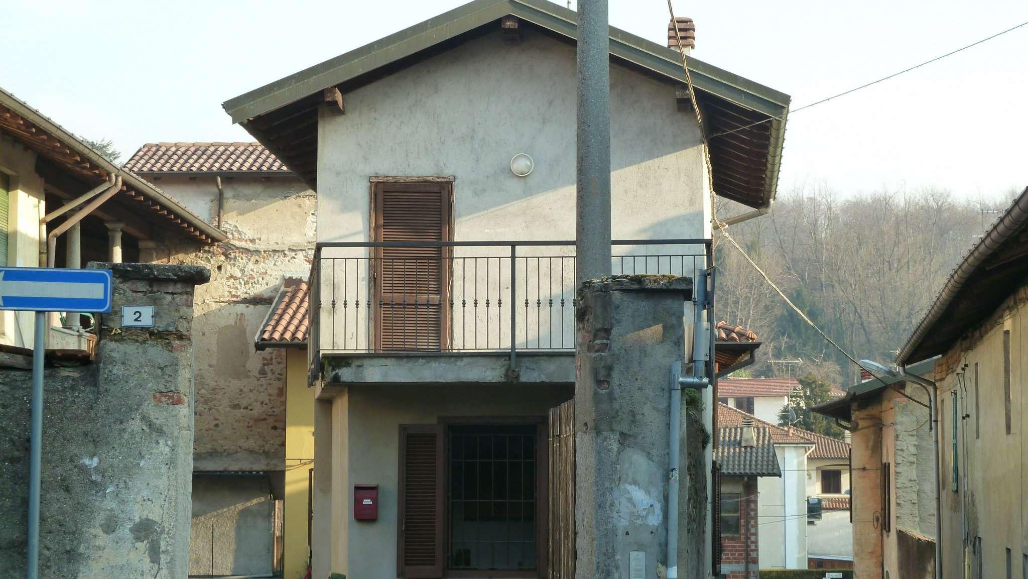 Soluzione Semindipendente in affitto a Mornago, 2 locali, prezzo € 500 | Cambio Casa.it