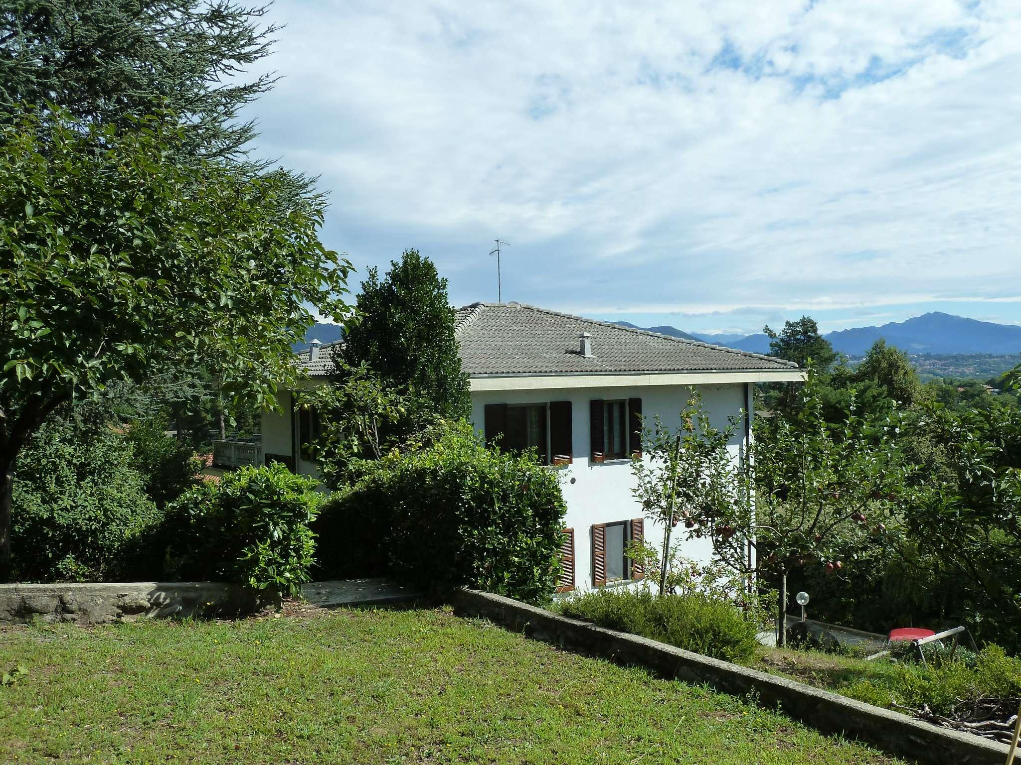 Villa Tri-Quadrifamiliare in Vendita a Bodio Lomnago