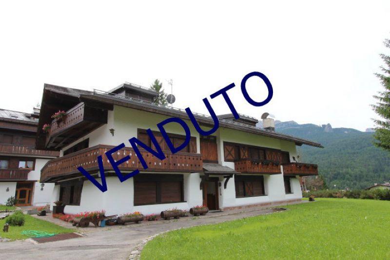 Appartamento in vendita a Cortina d'Ampezzo, 4 locali, prezzo € 675.000 | Cambio Casa.it