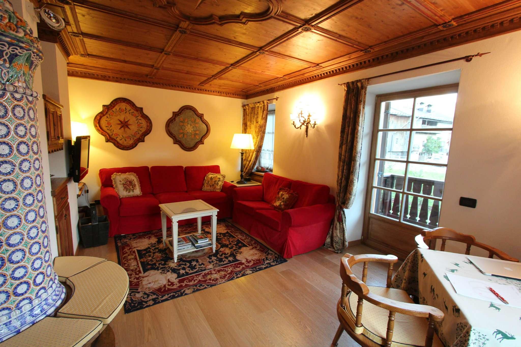 Appartamento in vendita a Cortina d'Ampezzo, 7 locali, prezzo € 1.575.000 | Cambio Casa.it
