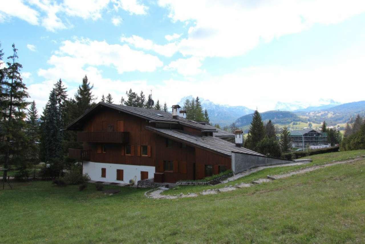 Appartamento in vendita a Cortina d'Ampezzo, 5 locali, prezzo € 1.275.000 | CambioCasa.it