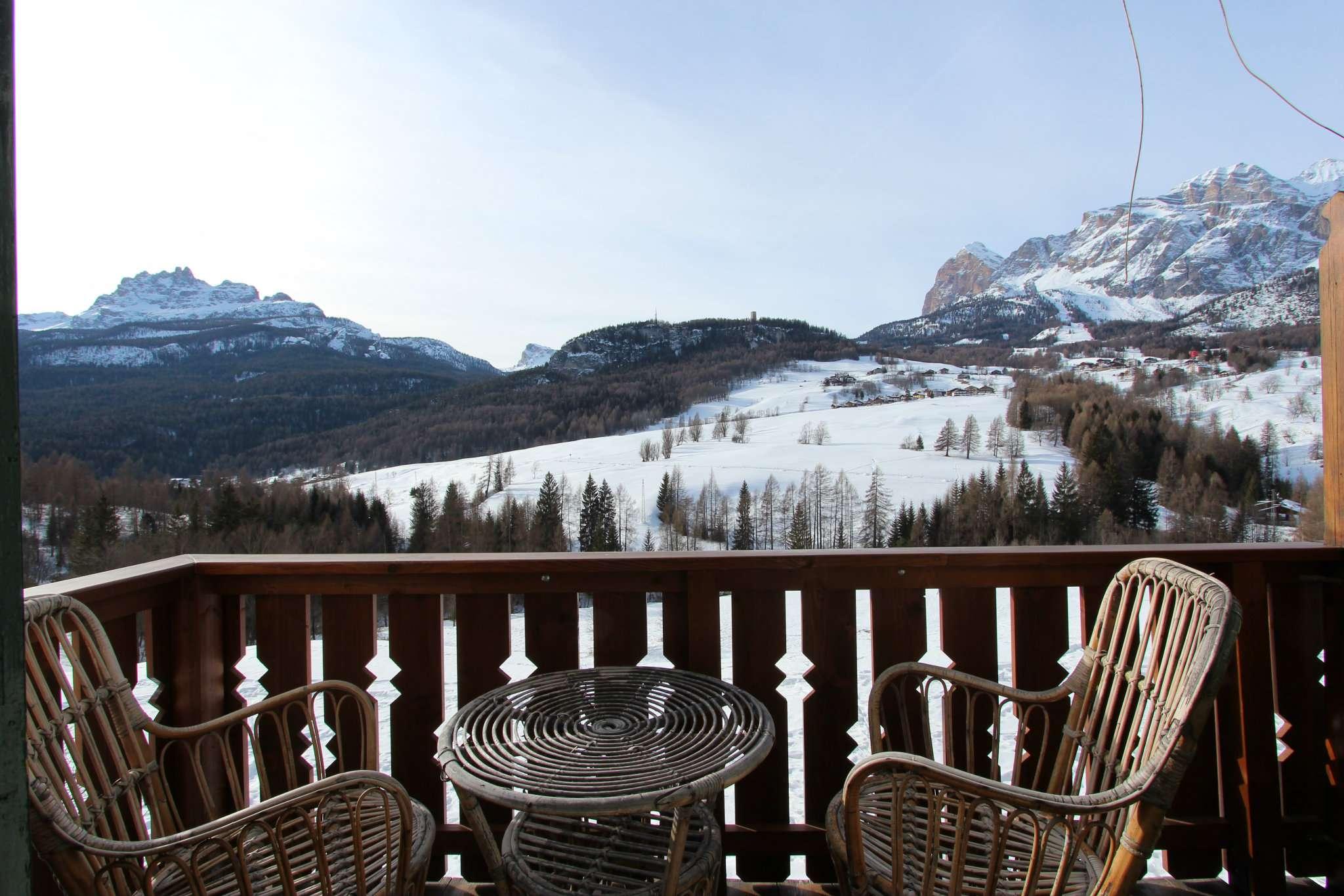Appartamento quadrilocale in vendita a Cortina d'Ampezzo (BL)