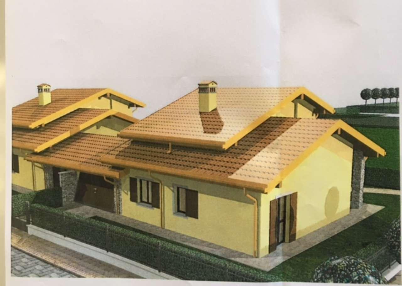 Villa in vendita a Ciserano, 4 locali, Trattative riservate | CambioCasa.it
