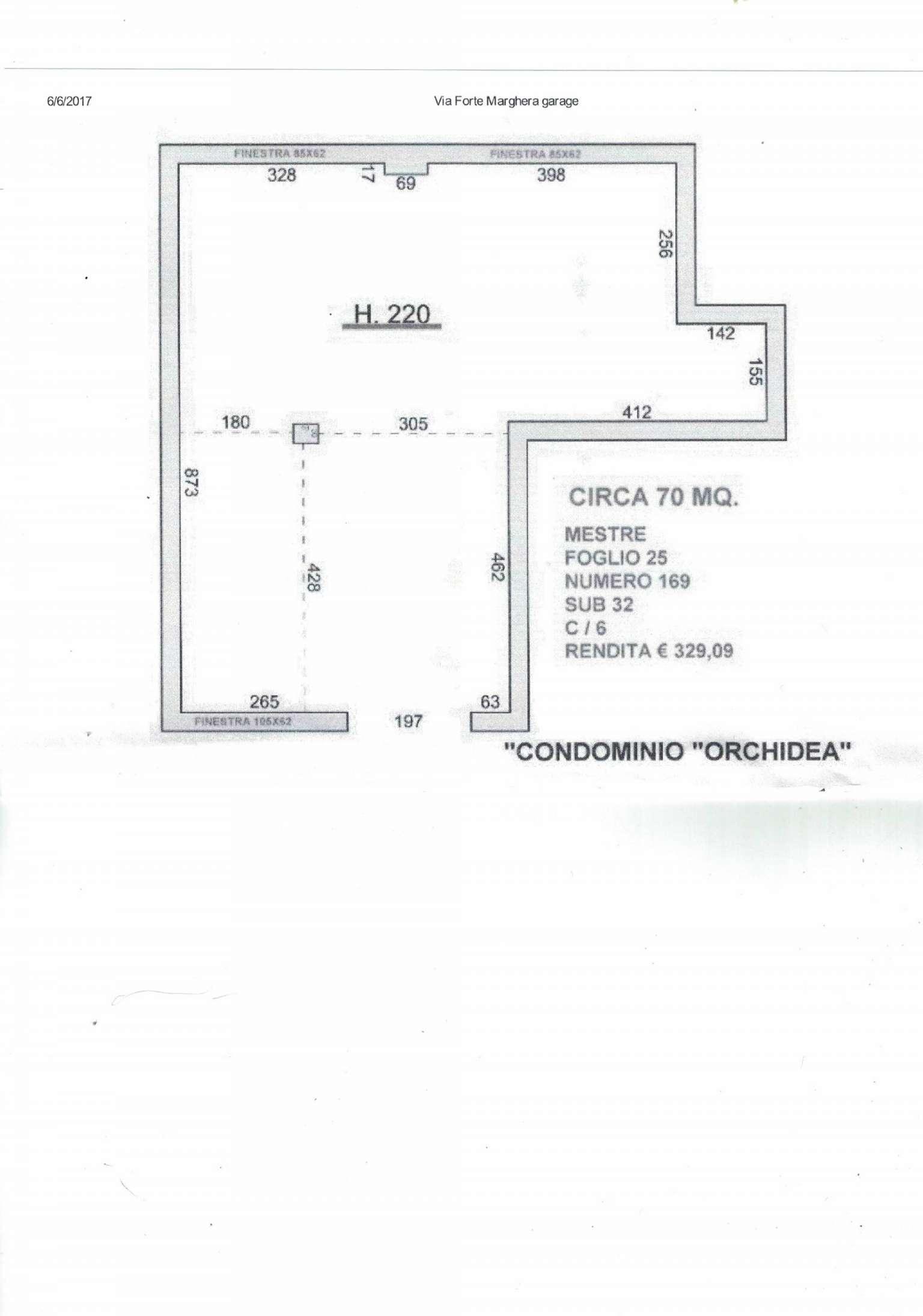 Magazzino in vendita a Venezia, 1 locali, zona Zona: 11 . Mestre, prezzo € 110.000 | CambioCasa.it