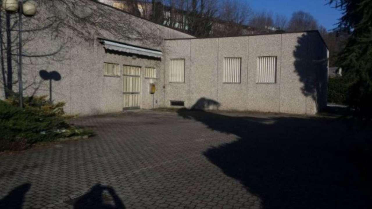 Capannone in vendita a Solbiate Arno, 2 locali, prezzo € 650.000 | Cambio Casa.it