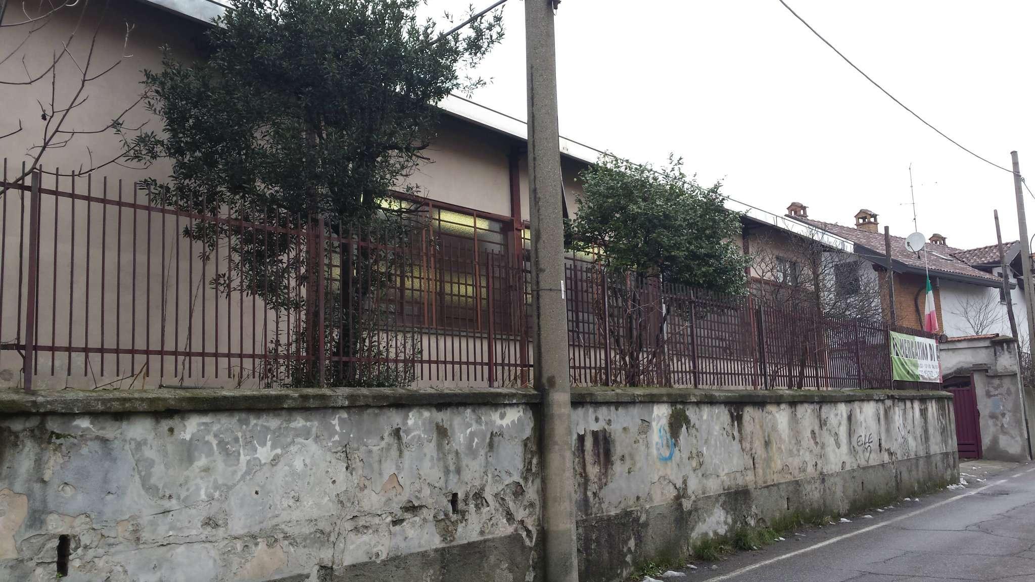 Capannone in affitto a Cavaria con Premezzo, 1 locali, prezzo € 750 | Cambio Casa.it