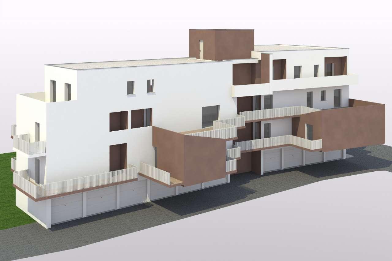 Appartamento in vendita a Povegliano, 3 locali, prezzo € 130.000 | Cambio Casa.it