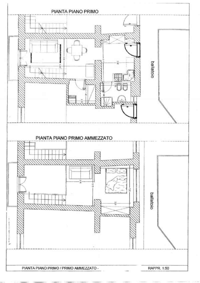 Affitto  bilocale Marigliano Piazza Roma 1 956166