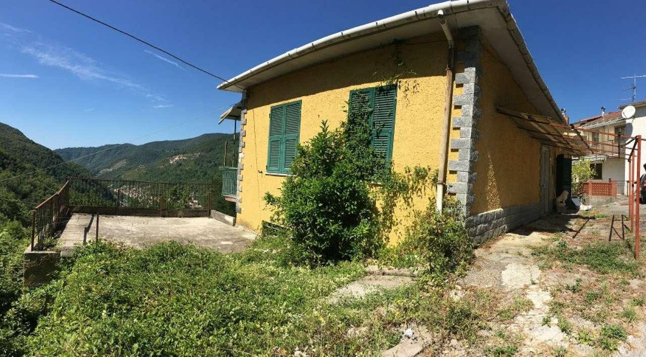 Palazzo / Stabile in vendita a Mezzanego, 9 locali, prezzo € 80.000 | CambioCasa.it