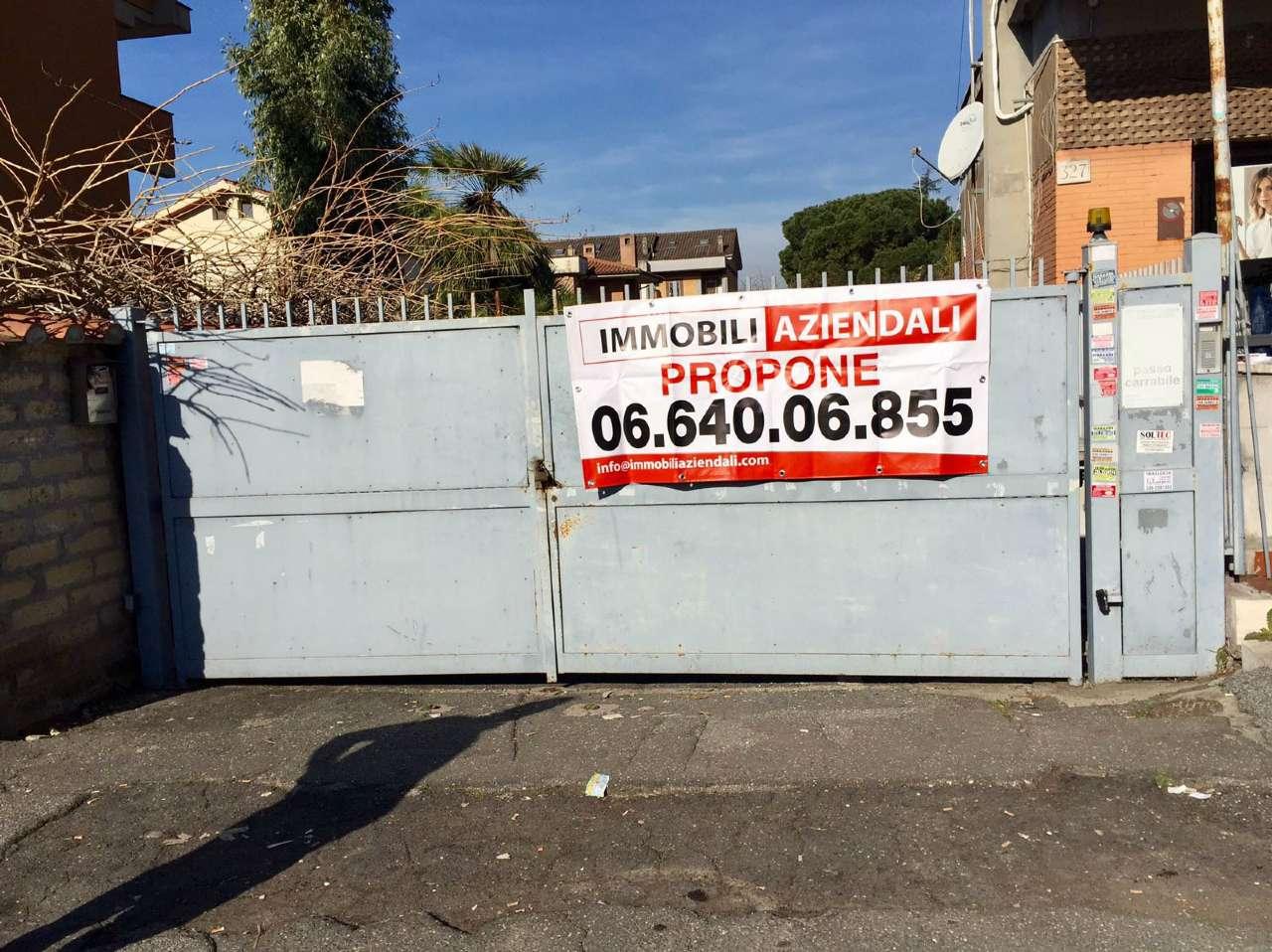 Magazzino in vendita a Roma, 9999 locali, zona Zona: 23 . Portuense - Magliana, prezzo € 580.000 | Cambio Casa.it