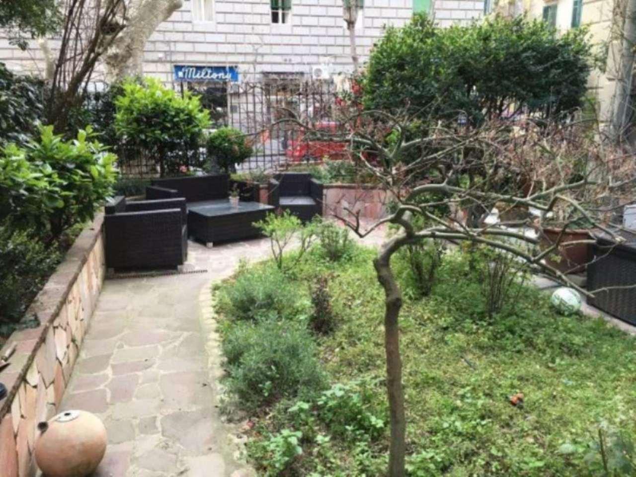 appartamento con giardino privato a Napoli - Cambiocasa.it