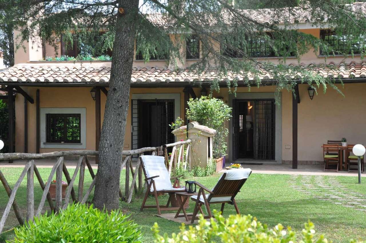 Villa in affitto a Roma, 6 locali, zona Zona: 42 . Cassia - Olgiata, prezzo € 1.700 | CambioCasa.it