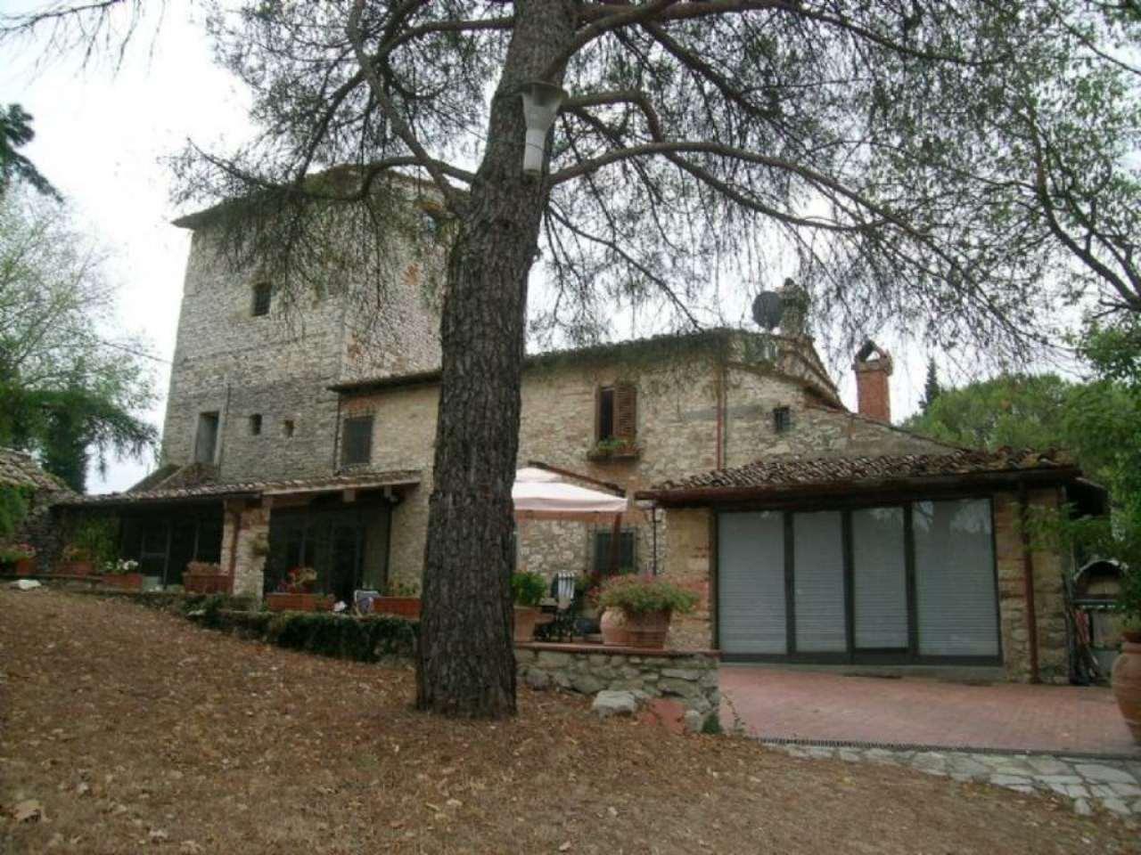 Soluzione Indipendente in vendita a Rignano sull'Arno, 6 locali, prezzo € 495.000 | Cambio Casa.it