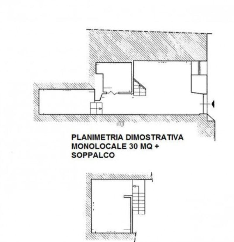 Vendita  bilocale Labico Via Colonna 1 970183
