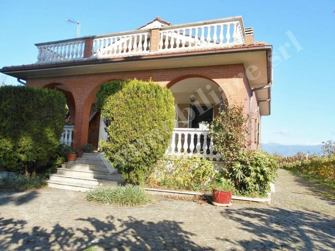 Villa in vendita a San Cesareo, 9 locali, prezzo € 495.000 | Cambio Casa.it