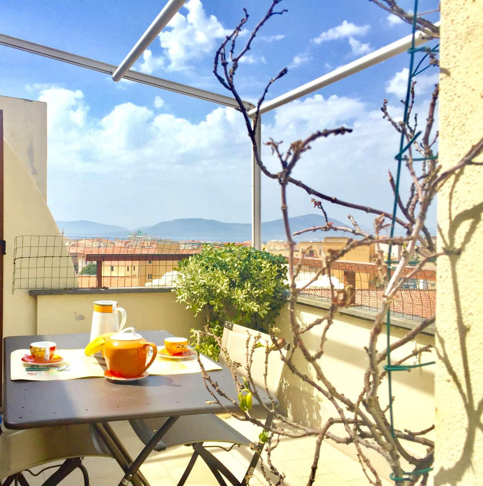 Attico / Mansarda in vendita a Alghero, 4 locali, prezzo € 250.000 | Cambio Casa.it