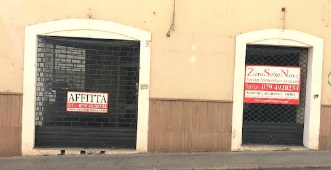 Negozio / Locale in affitto a Sassari, 2 locali, prezzo € 1.200   Cambio Casa.it