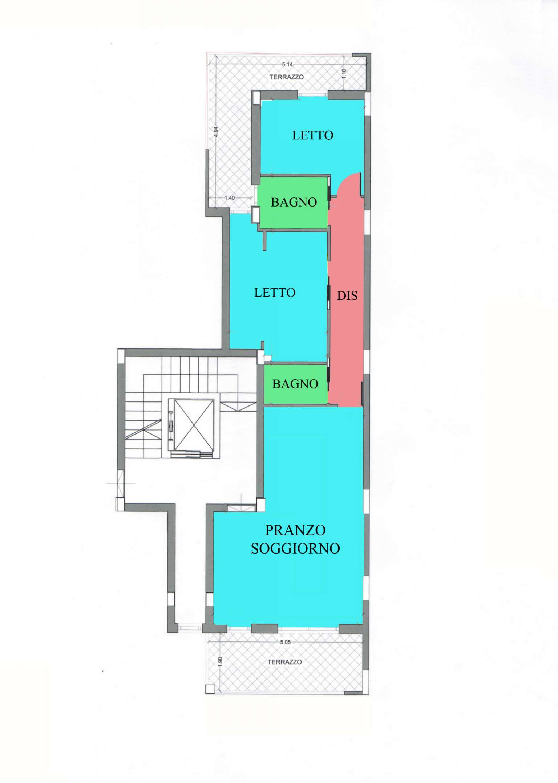 Appartamento trilocale in vendita a Alghero (SS)