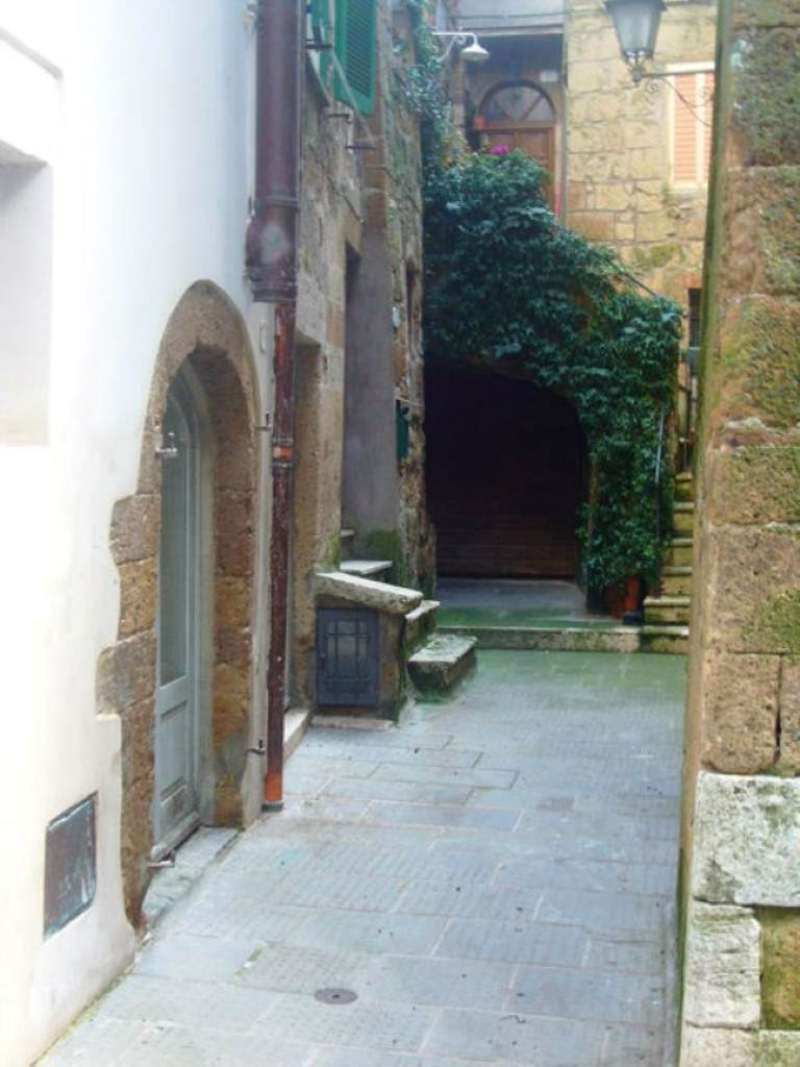 Appartamento in vendita a Pitigliano, 3 locali, prezzo € 70.000 | Cambio Casa.it