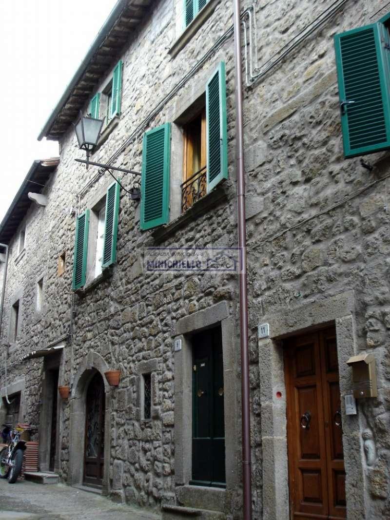 Palazzo / Stabile in vendita a Santa Fiora, 4 locali, prezzo € 70.000 | Cambio Casa.it