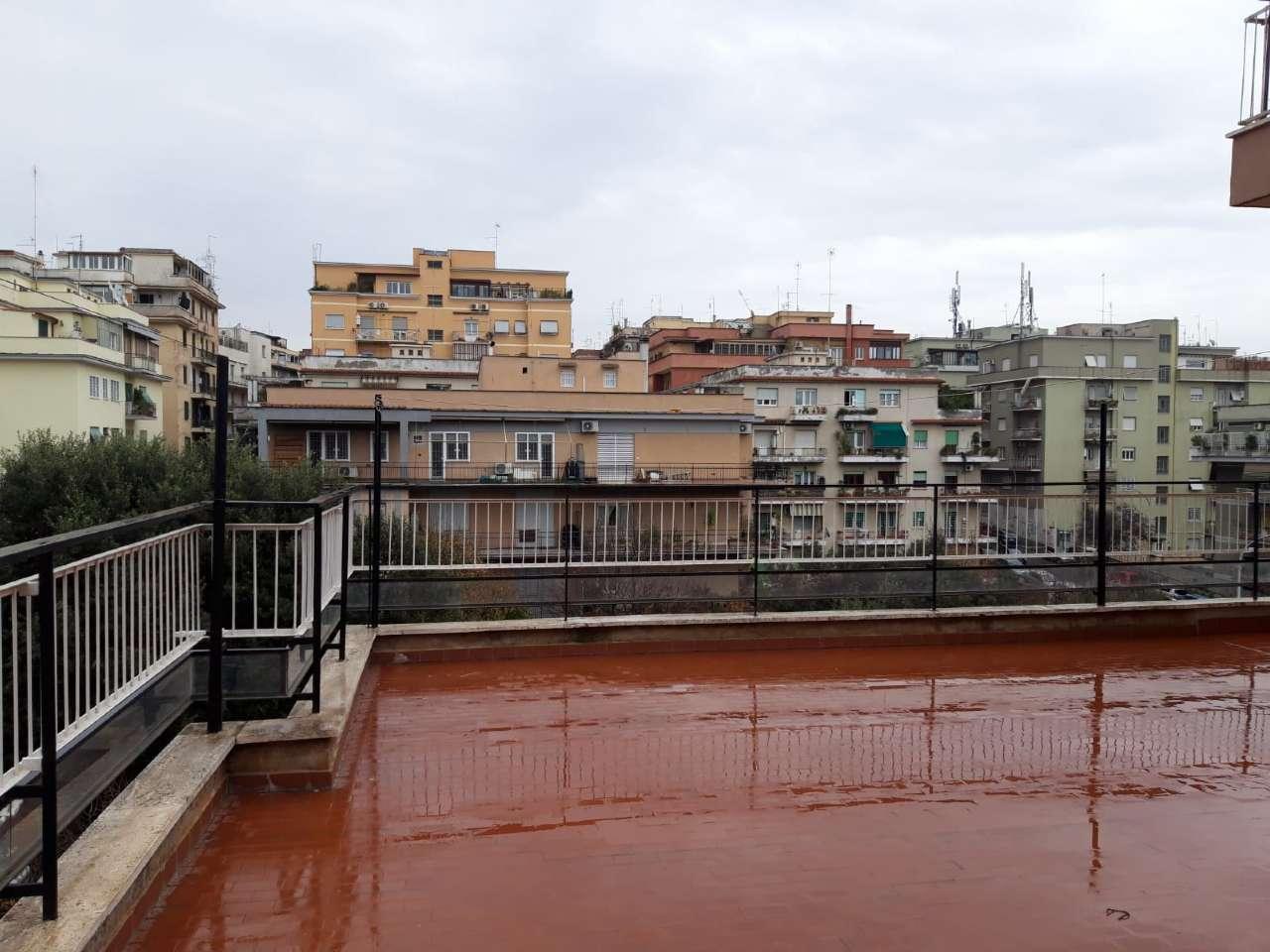 Roma Affitto ATTICO