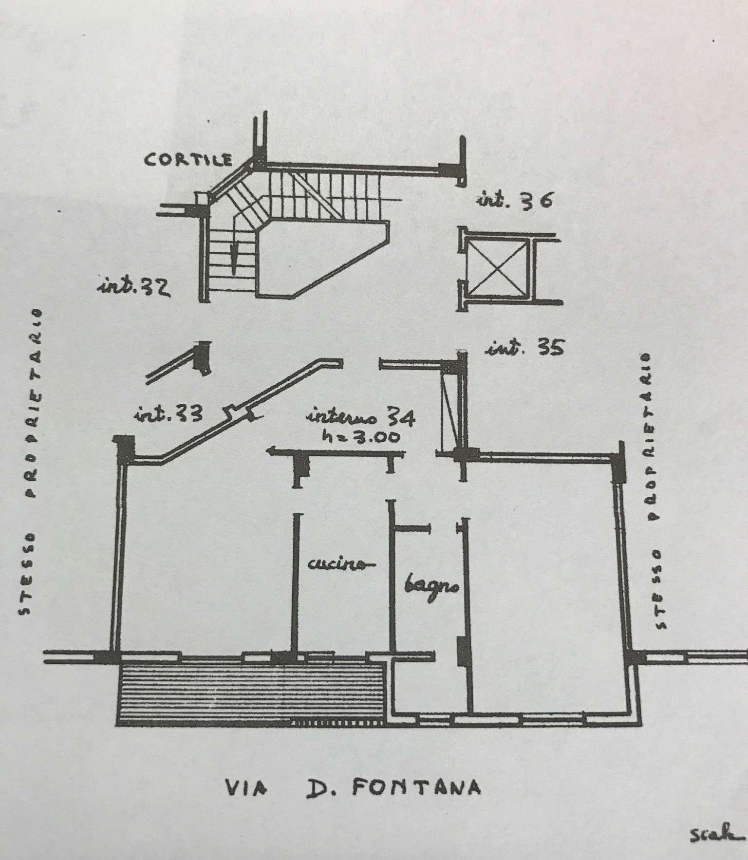 Vendita  bilocale Napoli Via Domenico Fontana 1 1255142