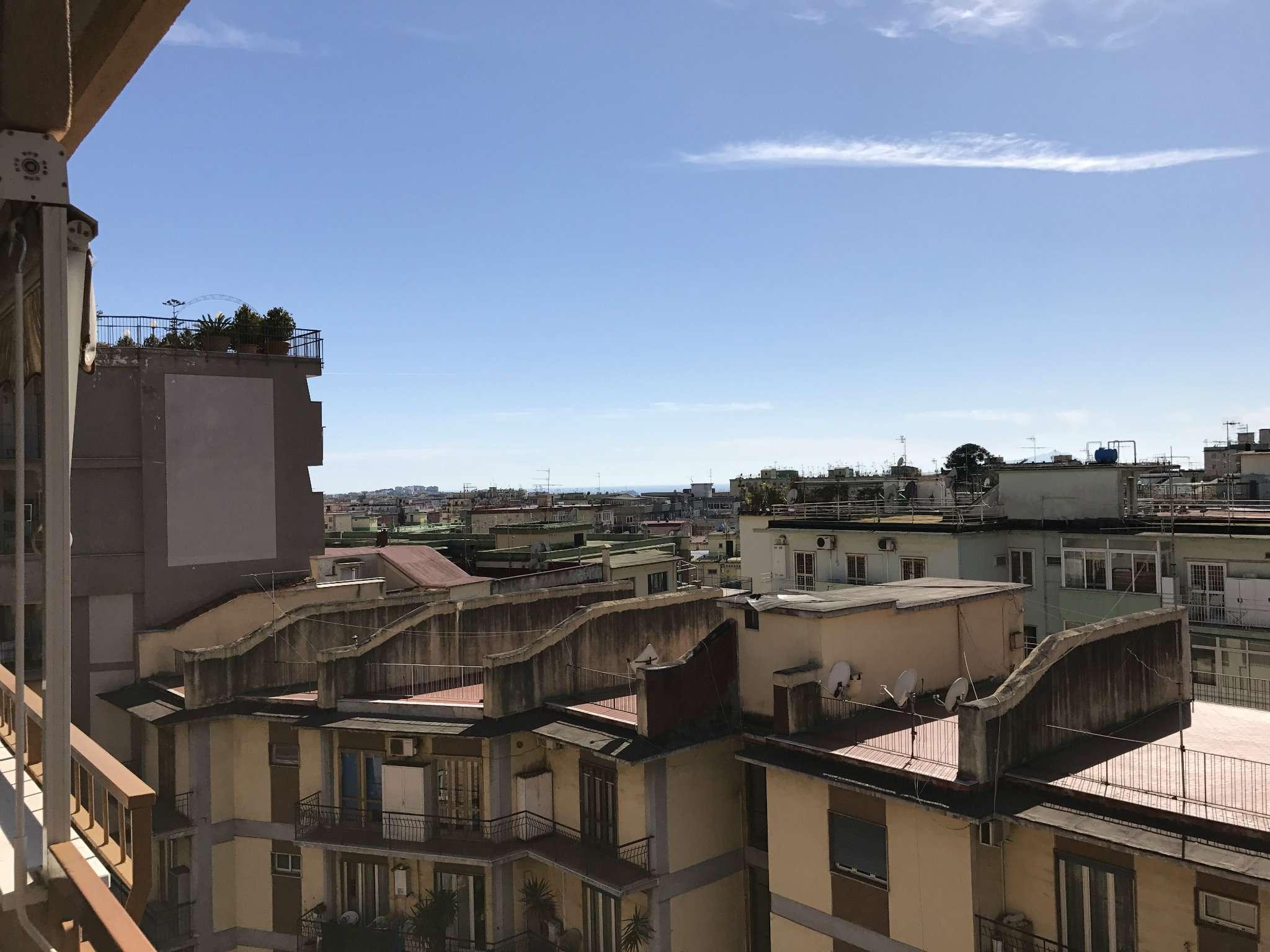 Bilocale Napoli Via Domenico Fontana 8