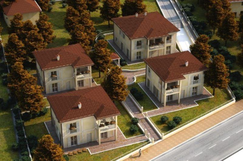 Villa in vendita a Monza, 6 locali, zona Zona: 7 . San Biagio, Cazzaniga, prezzo € 850.000 | Cambio Casa.it