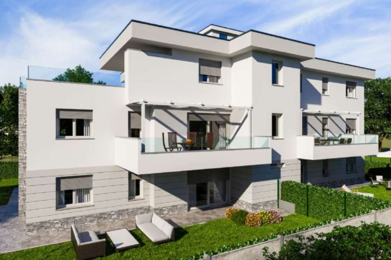 Appartamento in vendita a Biassono, 4 locali, prezzo € 384.000 | Cambio Casa.it